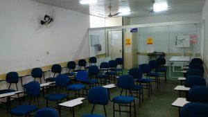 Laboratório Radiologia