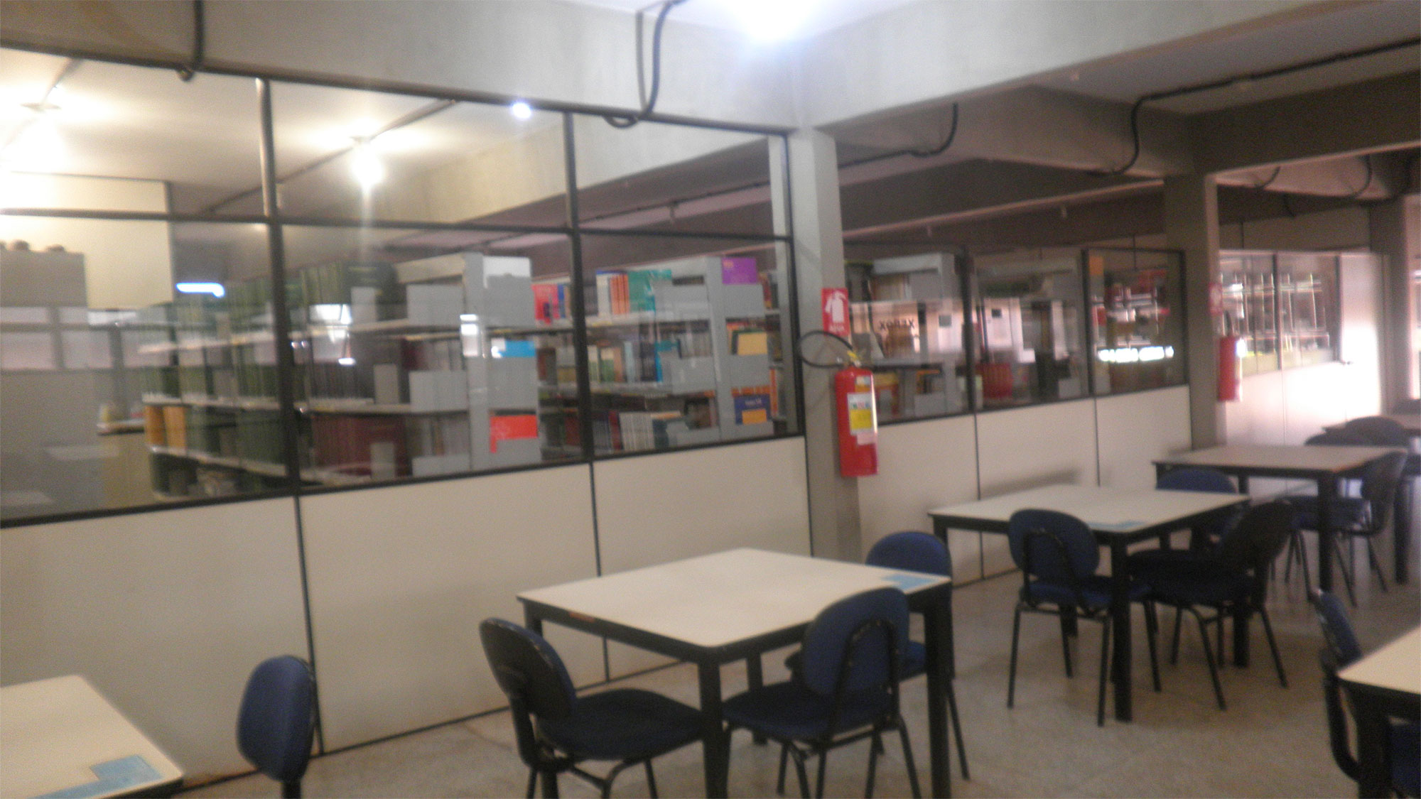 Estrutura da Sala de Estudo BCESA
