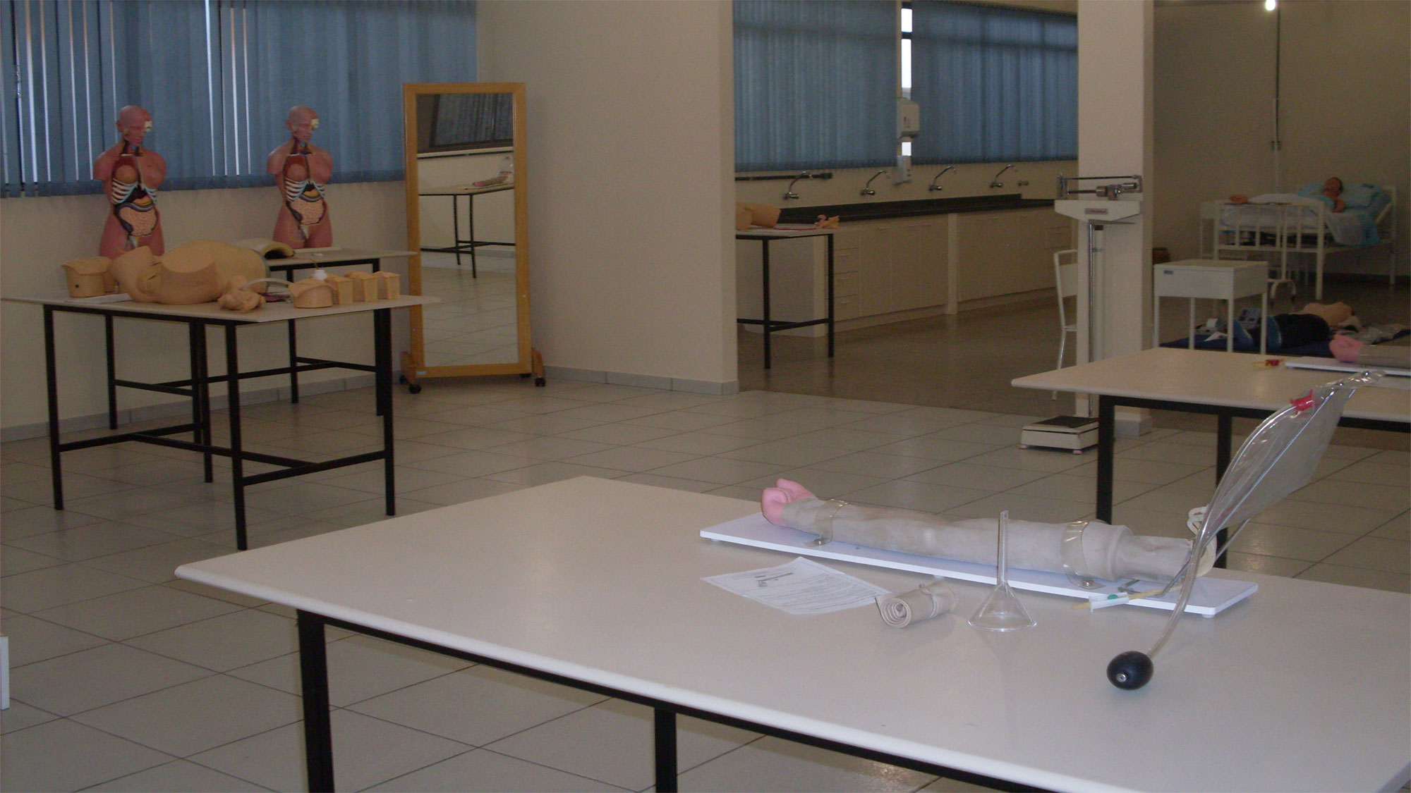 CSA-Valparaíso - Laboratório Fisioterapia 2