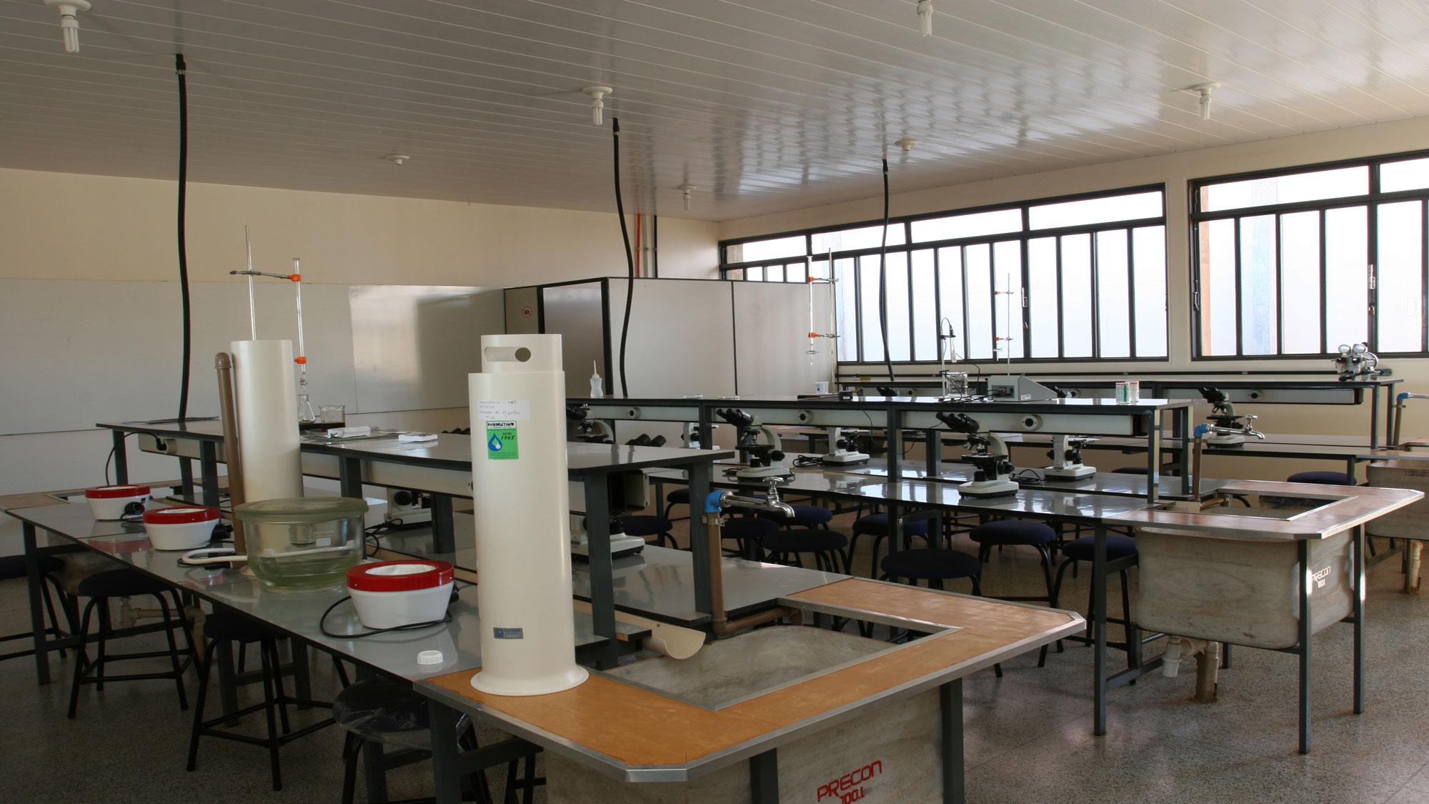 CSA-Valparaíso - Laboratório