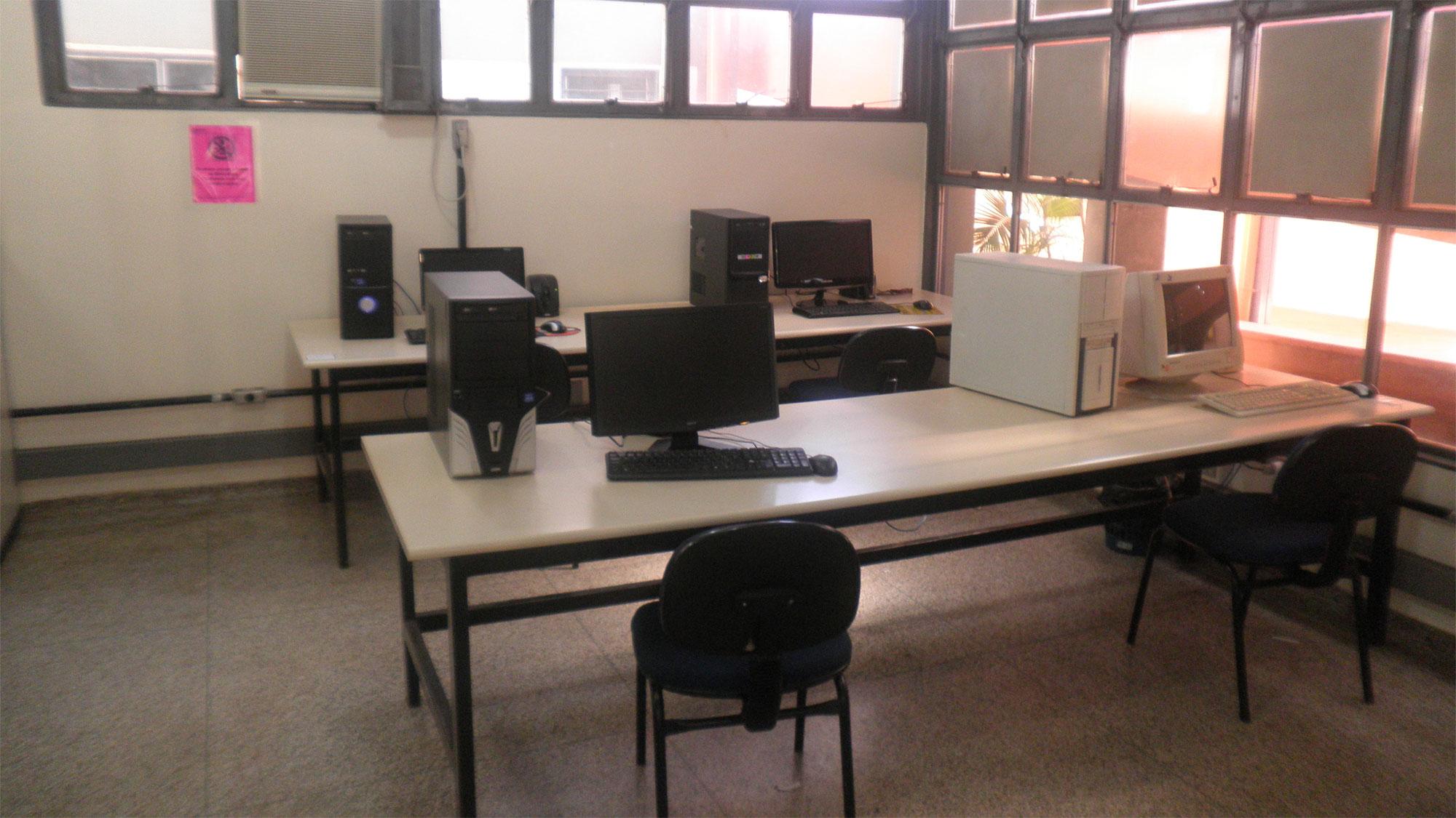 Estrutura do Laboratório BCESA 01